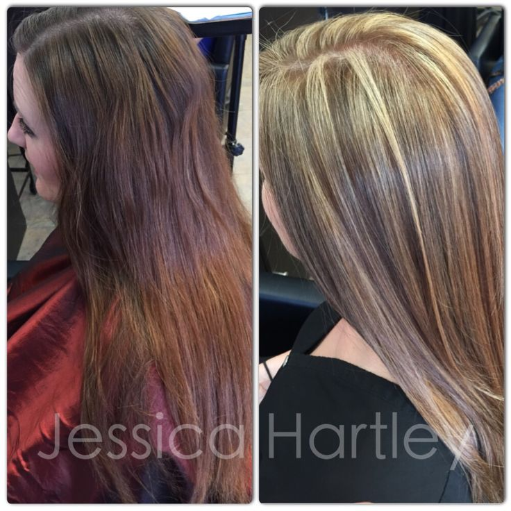 33 best my work images on pinterest blondes balayage highlights not everyone goes darker for fall jessica gave her guest cassandra a multi dimensional color a colorhighlightshair pmusecretfo Gallery