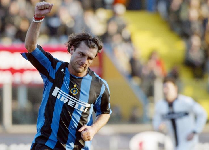 Christian Vieri - Inter Milan