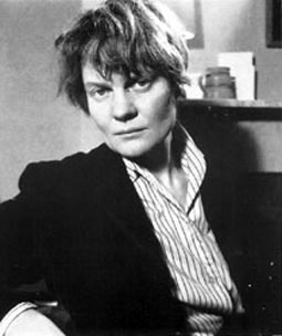 Iris Murdoch, one of my favorite writers of all time.