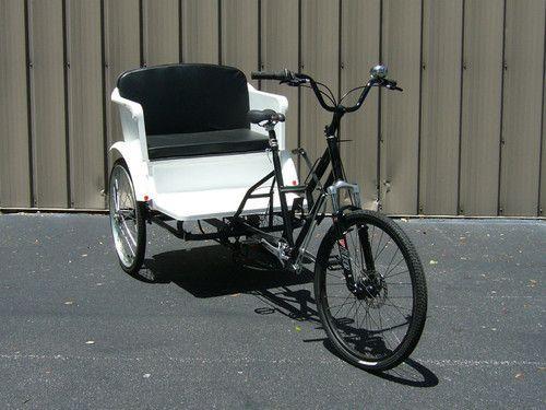 10 New Why Walk Pedicab Basic Bicycle Taxi Rickshaw Us