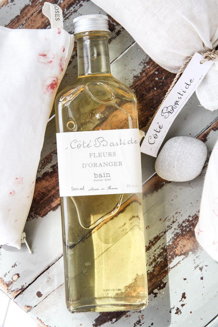 Côté Bastide   Bath & Shower gel Orange Blossom   Fransk lantlig inredning   Matilde & Co   Handla online