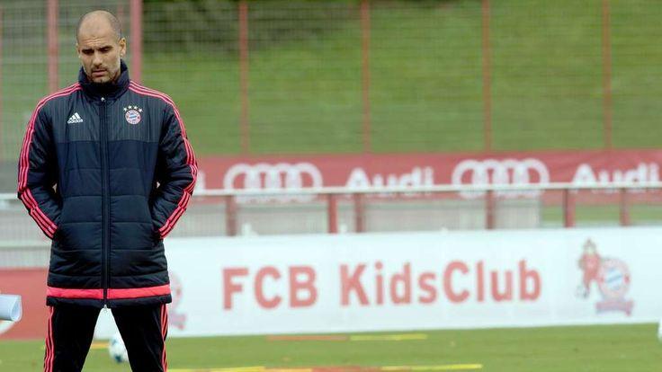 FC Bayern München, Pep Guardiola