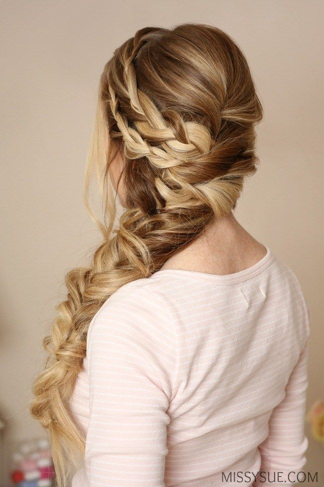 curly hair styles with braids 25 best bridesmaid braided hairstyles ideas on 2907