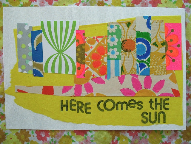 Postcard by Andrea of girlhula