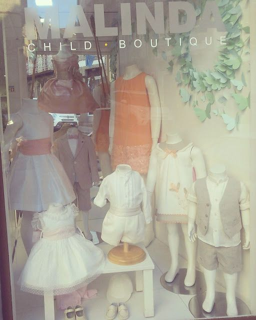 Malinda ChildBoutique:   New display, always with love <3   #newdisplay #...