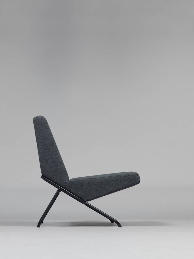 Pair of chairs SG1 by Pierre Guariche - Sieges Temoins edition - 1959/1960 | From a unique collection of antique and modern chairs at https://www.1stdibs.com/furniture/seating/chairs/