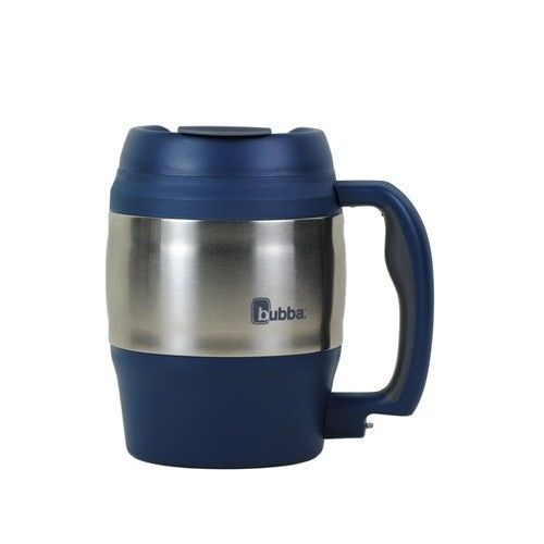New 52 oz Bubba Cup Travel Mug Insulated Double Wall Hot Cold Coffee Mug. $19.95. http://www.ebay.com/itm/281315952562?ssPageName=STRK:MESELX:IT&_trksid=p3984.m1555.l2649