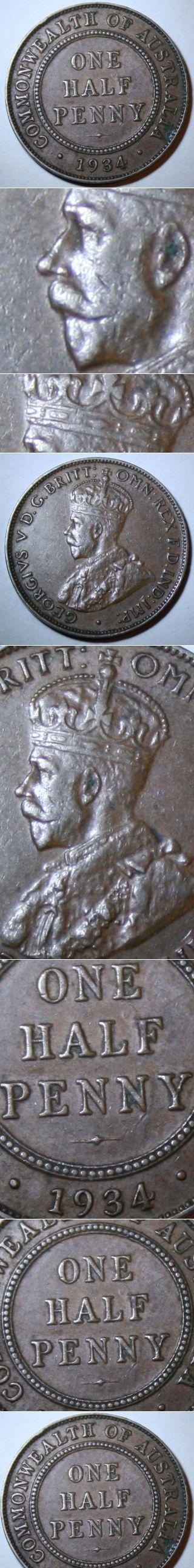 King G V1934