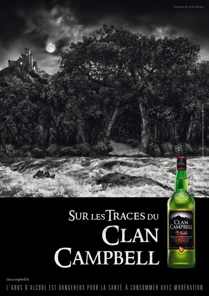 Clan Campbell - Les passages