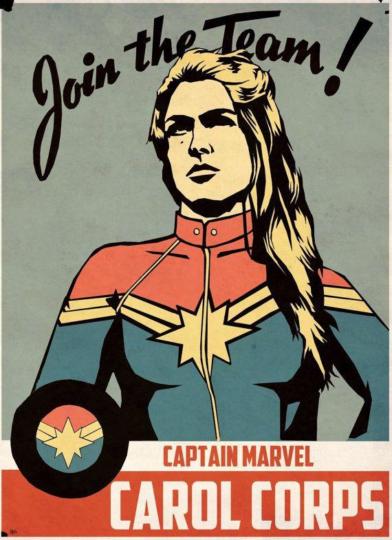 Carol Corps, Etsy Barbicane....I need this print! <3