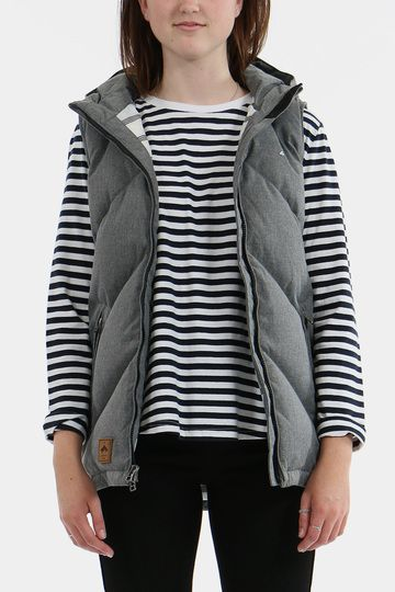 Huffer Classic Down Vest - Vests   North Beach