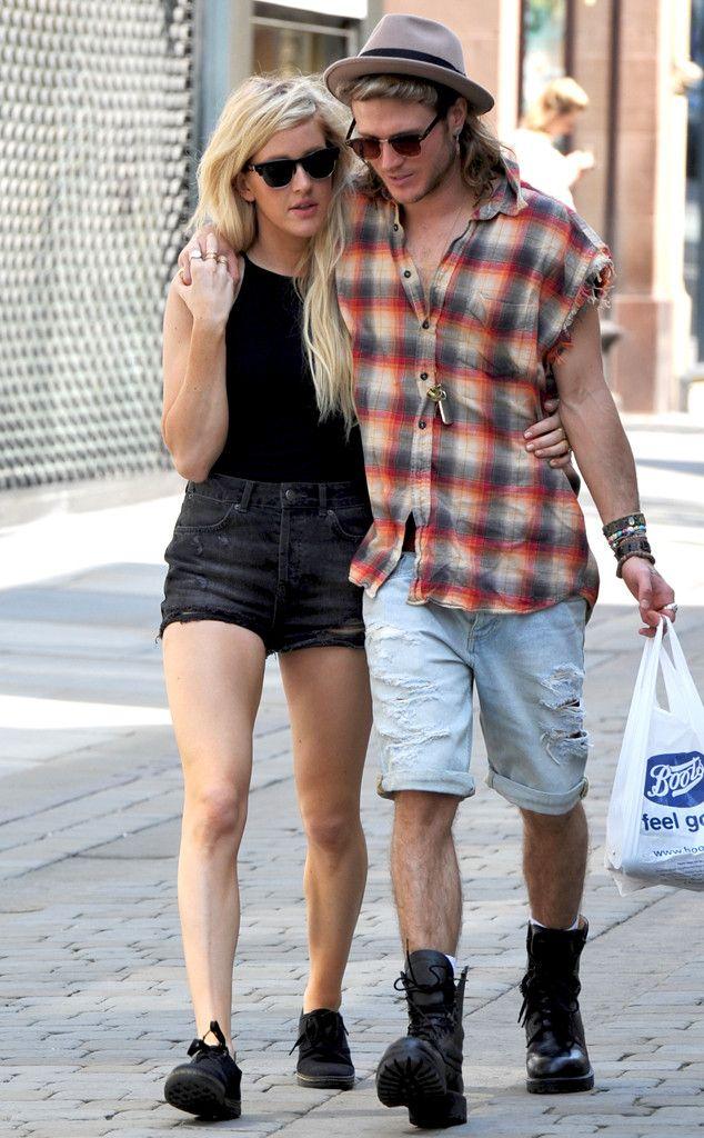 Ellie Goulding + Dougie Poynter