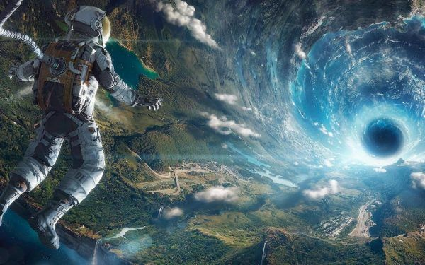 Scientists Have Found Evidence Of A Fourth Dimension Space