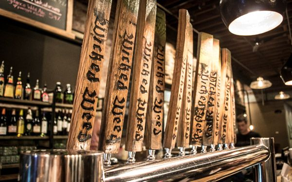 Wicked Weed... Coming Down the Mountain | Craft Beer Raleigh