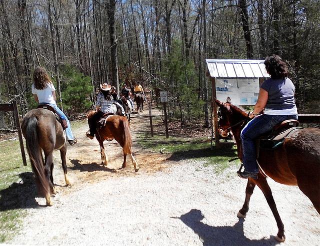 Big South Fork Airpark Trail Ride
