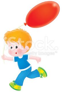 El globo rojo