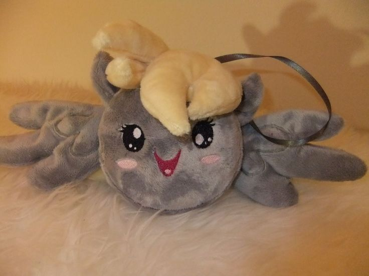 My Little Pony Plush Mochi Pon-Pon DERPY BABY FRIENDSHIP IS MAGIC toy.   SOLD.