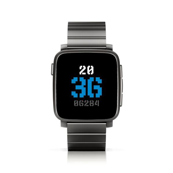 COUNTTMM for Pebble Time Steel #PebbleTime #PebbleTimeSteel #Pebble #watchface #ttmmaftertime