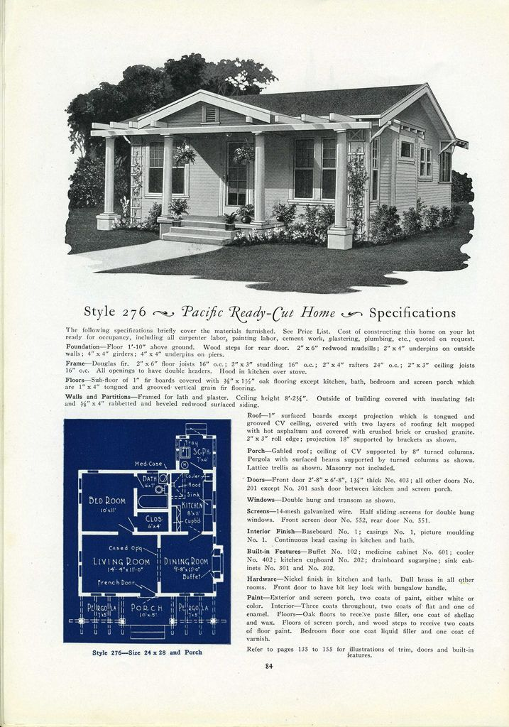 17 best images about 1900 1935 bungalow on pinterest for 1925 bungalow floor plan