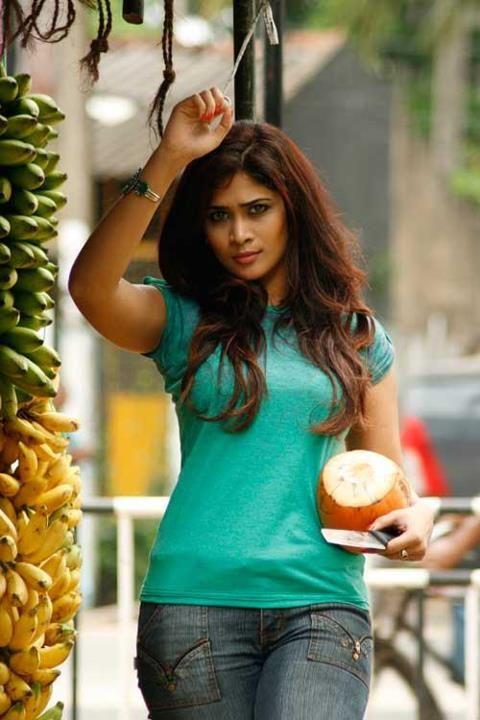 Sri Lankan Actress Anarkali Akarsha