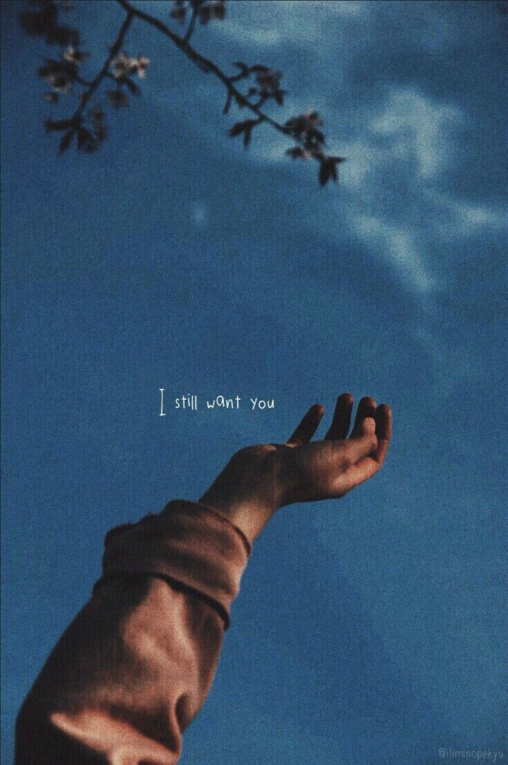 I Miss You Aesthetic Wallpaper