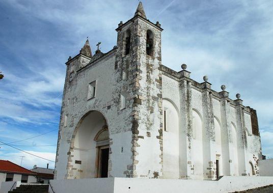 Igreja de Vera Cruz de Marmelar | Atlas Obscura