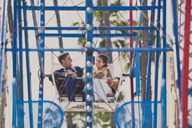 Shirlene & Miklós © pinewoodweddings.com