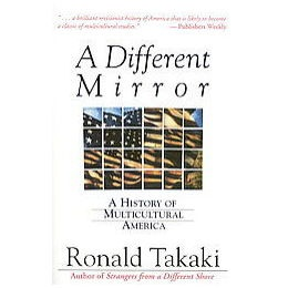 "A must have for every library, Ronald Tataki's ""A Different Mirror."""