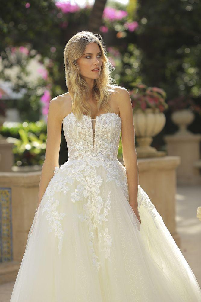 Randy Fenoli Silver Springs Collection Arabella Ball Gown
