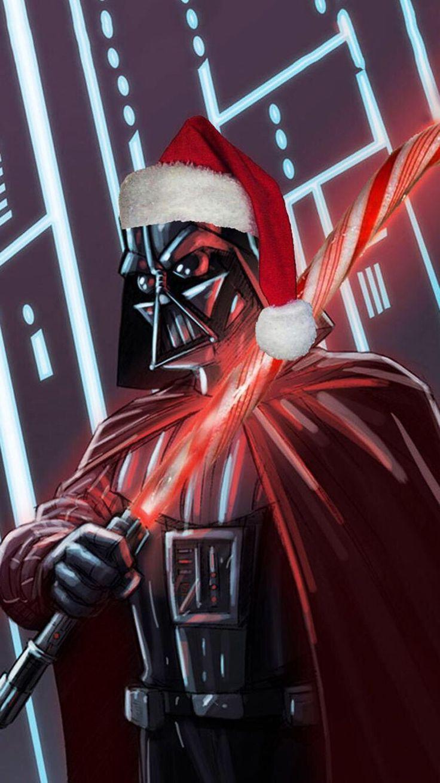 Darth Vader on Christmas!!
