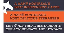 A map of Montreal's best independent cafés | Will Travel For Food