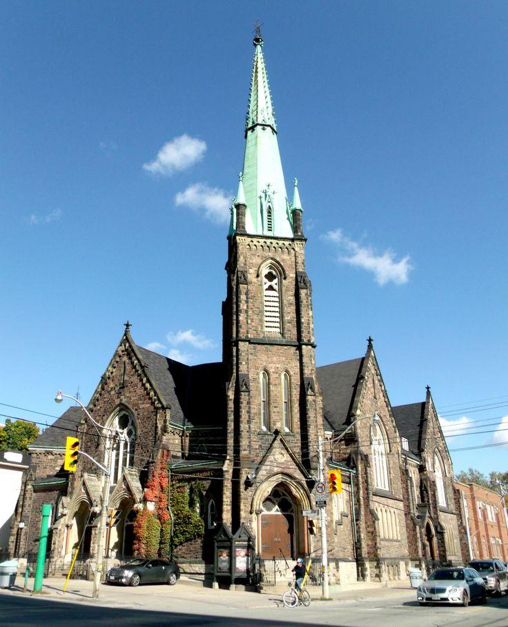 Jarvis Street Baptist Church, Toronto Ontario