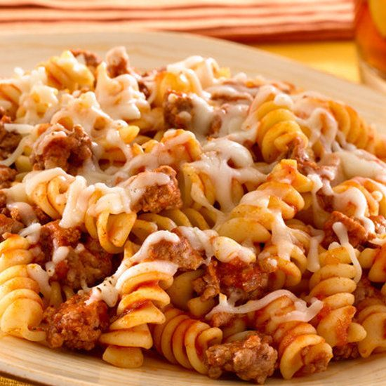 17 Best Images About Ground Beef With Pasta Meals Dinner