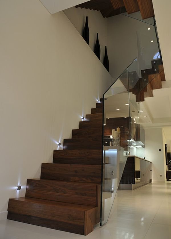 beautiful staircaese in home | Home Decorating Trends – Homedit