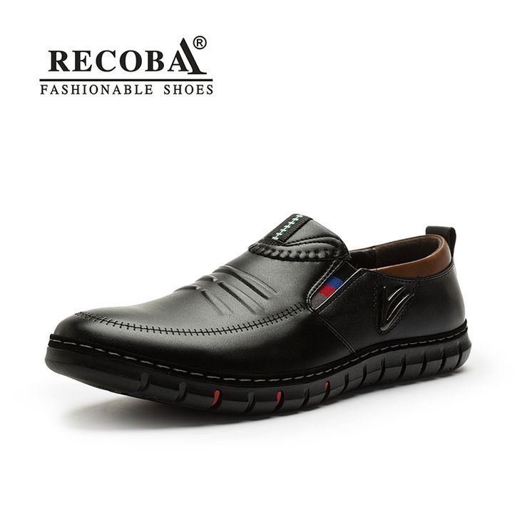 Véritables hommes en cuir Flats Chaussures Casual Soft Mocassins de conduite confortable Hommes Chaussures respirantes,noir,10