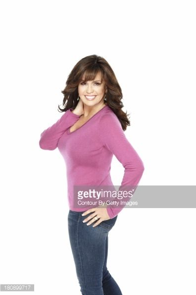 Entertainer Marie Osmond is photographed for Prevention Magazine on May 18 2012