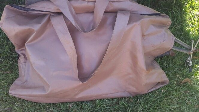 We manufacture hunting and fishing equipment storage bags in weather durable materials. We also manufacture hunting meat bags. For more info email us at exclusiveoutdoorblinds@gmail.com or like us on Facebook.