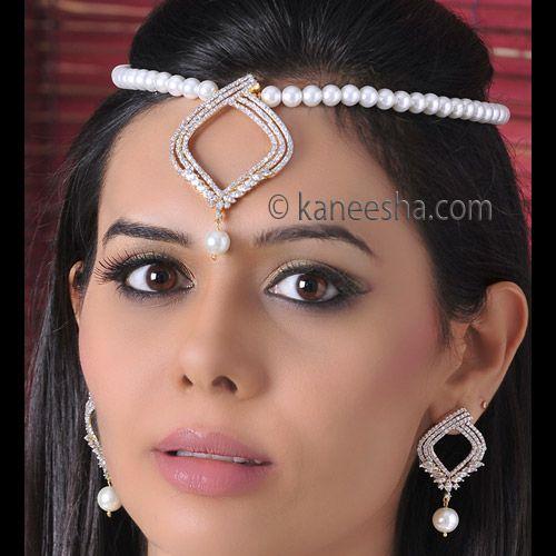 Imitation Indian Jewelry Set...www.kaneesha.com