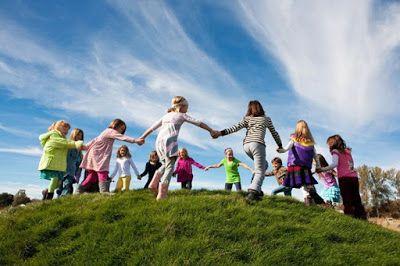 Mamma, Moglie, Donna: Giochi interessanti per bambini all'aria aperta  C...