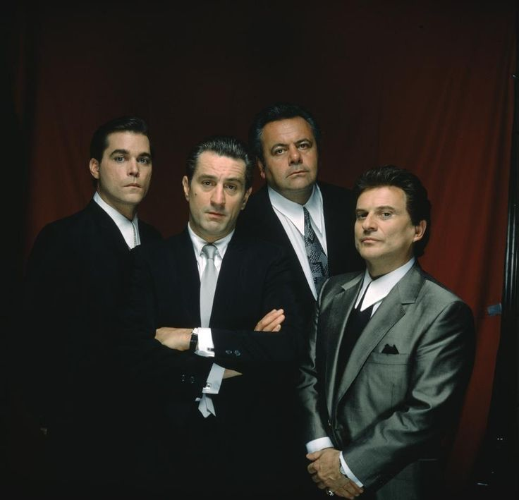Goodfellas - Martin Scorsese's master mob movie starring Robert DeNiro, Joe Pesci, Ray Liotta