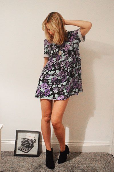 DIY Smock Dress - FREE Sewing Pattern and Tutorial