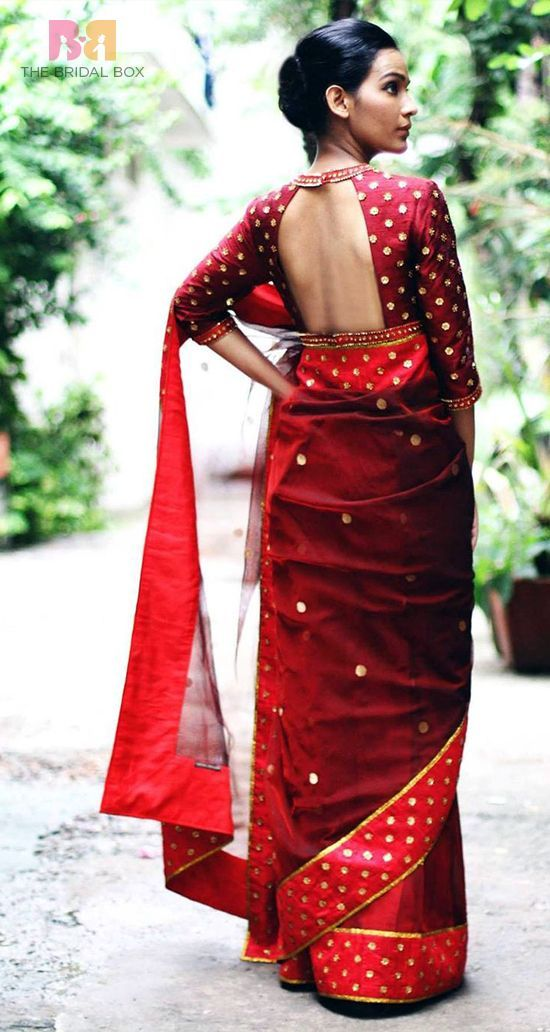 Pattu Blouse Designs For Silk Sarees: Top 21 Designer Blouses Of 2016