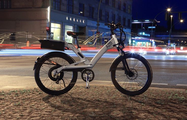 Inspiration - A2B Electric Bikes  http://www.wearea2b.com/us