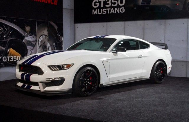 2016 #Ford #Mustang #GT350 #FordRacing #Cars #MuscleCars #FordMustang #MustangGT