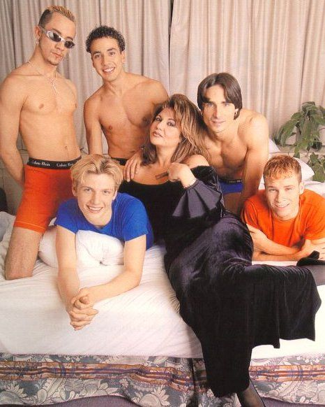Some Naked backstreet boys sex young
