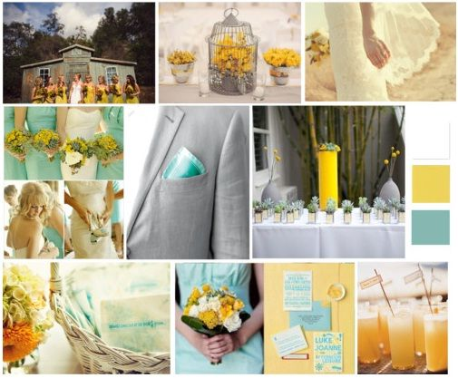 Find This Pin And More On Color Schemes Wedding Scheme Yellow