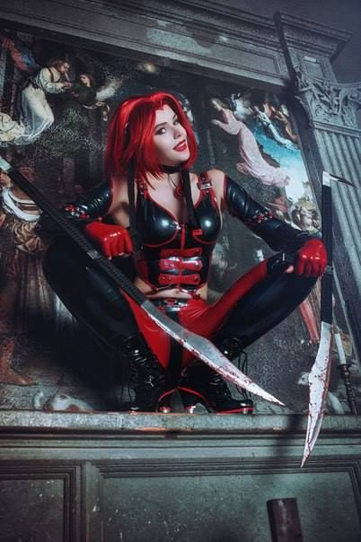 Character: BloodRayne / From: Terminal Reality's ...