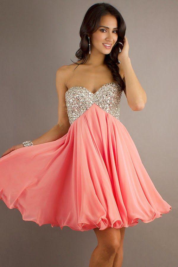 9fc4644d56 Hermosos vestidos de fiesta para embarazadas