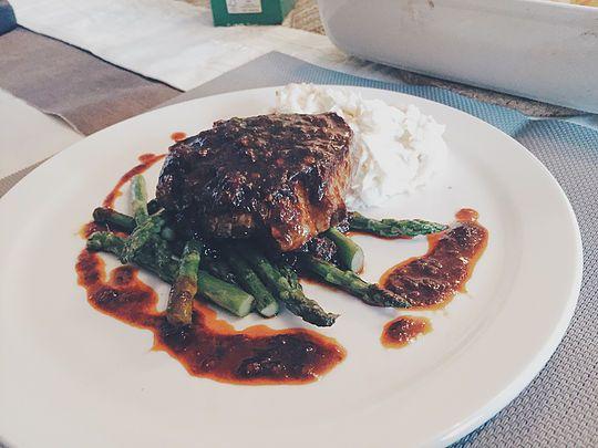 Cha Media Kitchen - Lifestyle Blog van Cha | Recept: biefstuk Bali