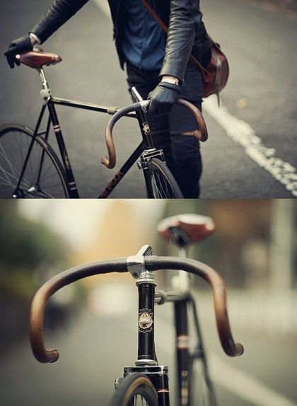 I'm gonna build a simple, stylish machine like this!! Bike's are cool....!!